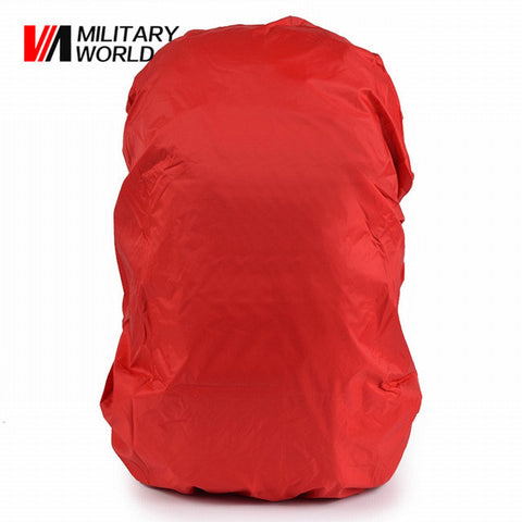 Military World 30L-40L Waterproof Travel Backpack Luggage Bags Dust Rain Cover Running Climbing Waterproof Bag Cover Case!