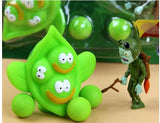 Hot sale 23 Style New Popular Game PVZ Plants vs Zombies Peashooter PVC Action Figure Model Toys 10CM Plants Vs Zombies Toys