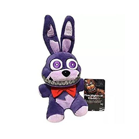 1pcs FNAF Funko five nights at freddy Foxy  bear toy plush dolls stuffed animals plush fox toys