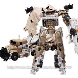 Cool Transformation Tank Military Toys Action Figures Armored Car Robot  Plastic ABS Movie 4 Anime Classic Toys Boy Gifts