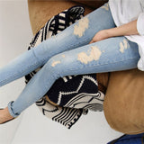 ZTOV 2016 Spring new nine-hole elastic Maternity Pants Pregnancy denim jeans clothes for pregnant women belly pants trousers