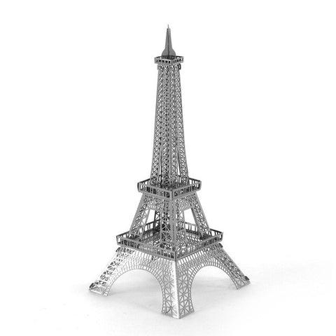 Leaning Tower Of Pisa 3D Metal Puzzle For Children DIY Building Puzzle Intelligence Educational Toys IQ Brinquedos Adult/Childre