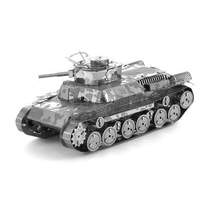 DIY 3D Metal Puzzles for children Adults Model Jigsaw Metal Tank T34 Tank Japan 97 Tank Scherman Tank puzzles educational toys