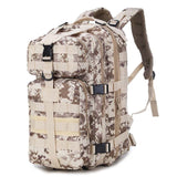 35L Military Tactical Backpack Oxford 3P Bags Tactical Backpack Outdoor Sports Bag Hunting Camping Climbing Fishing Bags