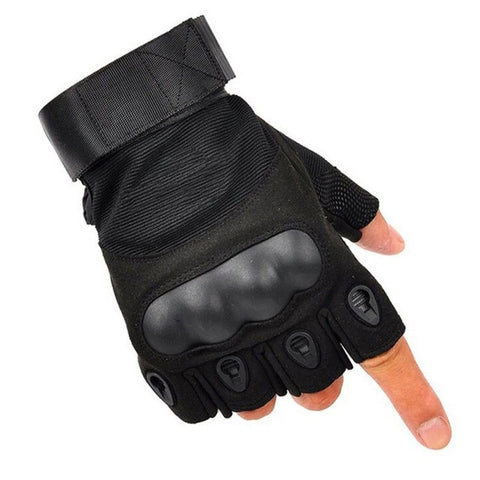 Outdoor Sports Fingerless/Full Finger Military Tactical Ski Gloves