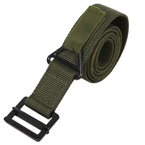 CQB Military Combat Rescue Rigger Duty Belt BLACKHAWK Outdoors Nylon Tactical Belt for Men