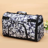 Camo small Pet cat dog Travel Carrier backpack bag Chihuahua dog puppy outdoor shopping bag dog carrying bag tote handbag