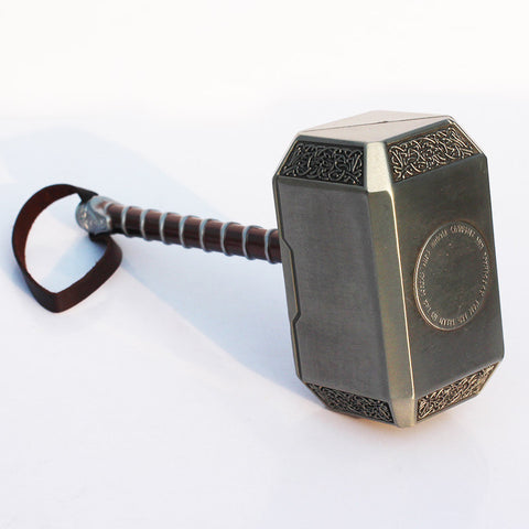20cm Avengers Thor's Hammer Toys Thor Custome Thor Cosplay Hammer Free Shipping