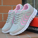 2017 Women Casual Shoes 2016 New Fashion Women Shoes Mesh Shoes Woman With Breathable Blue