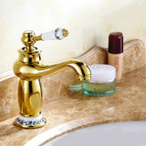 Free shipping Contemporary Antique Brass faucets Bathroom Sink Basin Faucet  Mixer water Tap Home Improvement 9031AP