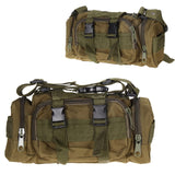 3L Waterproof Military Tactical Waist Bag Outdoor Pack Oxford Molle Camping Pouch Wallet Backpack Waist Bags mochila militar