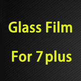 Tempered Glass Protective Film For iPhone 4 4s 5 5c 5s SE 6 6s plus 7 7plus Mobile Phone Screen Protector Cover + Clean Kit
