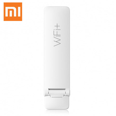 Original New Version 300Mbps Xiaomi Wirless Mi WiFi Amplifier 2 Expander for Mi Router Support Upgrade Automatically USB Power