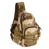 Actionclub 20-35L Outdoor Shoulder Bags Molle Military Tactical Backpack Waterproof Climbing Mountaineer Backpack Men Travel Bag