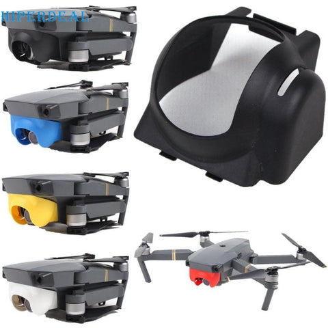 Good Sale Sun Shade Lens Hood Glare Gimbal Camera Protector Cover For DJI Mavic Pro Drone Feb 15