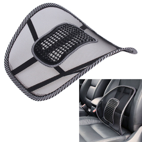 Office Chair Car Seat Cover Sofa Cool Massage Cushion Lumbar Back Waist Brace Lumbar Cushion High Quality  Seat Supports