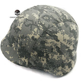 Airsoft M88 Helmet Cover Outdoor Hunting Paintball Military Tactical Helmet Cover for M88 Helmet Durable Lightweight for Combat