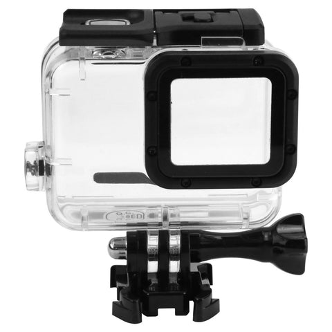SHOOT Replacement Waterproof Housing Case for GoPro Hero 5 Black Camera Diving Mount GoPro Hero 5 Accessories