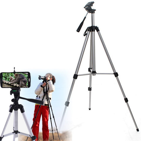 1345mm Professional action  accessories Portable Camera Tripod Stand for Nikon Canon Pentax Camera DSLR Camera