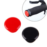 1 Pair Cycle Road MTB Bike Handlebar End Lock-On Plugs Bar Grips Caps Covers Bicycle Parts
