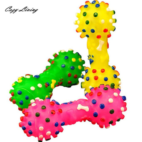 Dog Toys For Large Dogs 1 PC Lovely Pet Dog Puppy Cat Chews Toys Squeaker Squeaky Sound Play Toys Pet Shop Toy Wholesale JA1