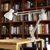ToJane TG801  Long Swing Arm Desk Lamp Led Table Lamp Office Led Reading Light Home Lampe Bureau Led Desk Lamp Clip