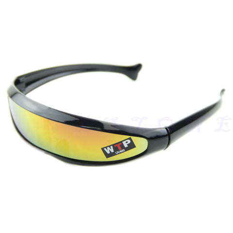 Motorcycle Bicycle Sunglasses UV400 Anti Sand Wind Protective Goggles Glasses
