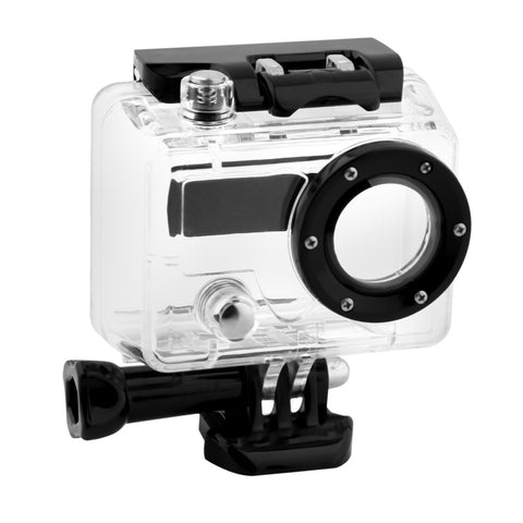 1Pc Underwater Waterproof Camera Transparent Housing Case for Gopro HD Hero 1 2 Newest Drop Shipping Wholesale Drop Shipping