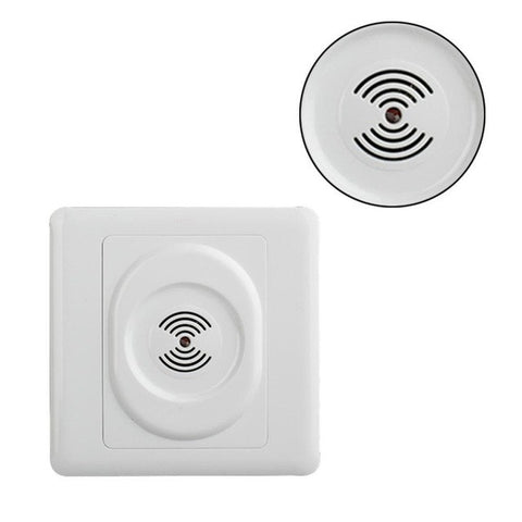 New Smart Home  Wall Mount Smart Voice Control Light Sensor Switch Sound & Light Controlled Delay Switch