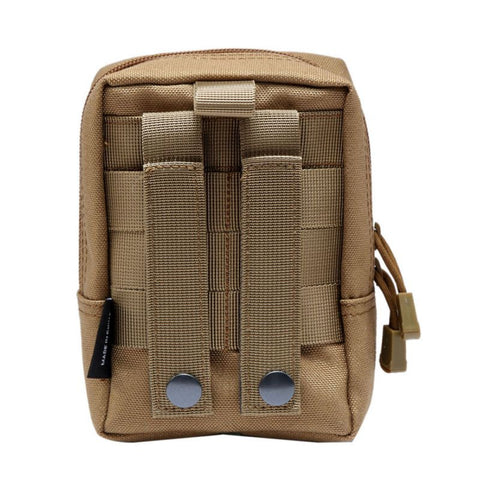 Outdoor Mobile Phone Wallet Travel Military Sport Waist Pack Tactical Molle Bag 600D Nylon Pouch Portable