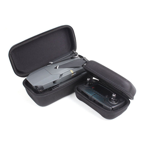 Hot! Best Price High Quality For DJI Mavic Pro Drone Portable Travel Case Bag Box + Remote Control Bag Case Drop shipping Mar24