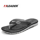 2017 Mens Flip Flops Sandals Rubber Casual Men Shoes Summer Fashion Beach Flip Flops Sapatos Hembre sapatenis masculino