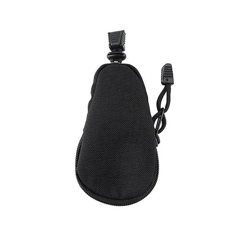 Mini Tactical Military Small Bag Money Bag Key Pouch Purse Bag Nylon with Drawstring Closure