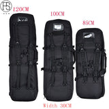 Good Tactical Equipment 85CM/100CM/120CM Military Hunting Backpack Airsoft Coldre Square Bag Gun Protection Case Rifle Backpack