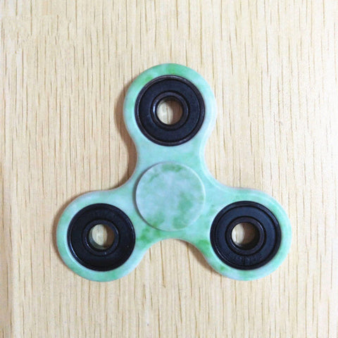 Latest Version 11 Camouflage Style Fidget Spinner EDC Fidgets Hand Spinner For Autism And ADHD Increase Focus Keep Toy