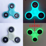 9 Colors Tri-Spinner Plastic EDC Hand Spinner For Autism and ADHD Fidget Spinner Long Time Anti Stress Toys For all