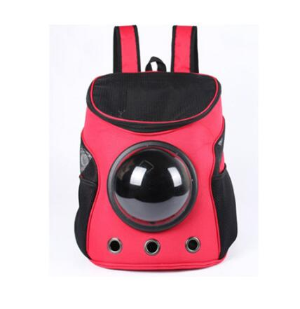 Carrier Dog Cat Space Capsule Shaped Pet Travel Carrying Breathable Shoulder Backpack Outside Travel Portable Bag Pet Products