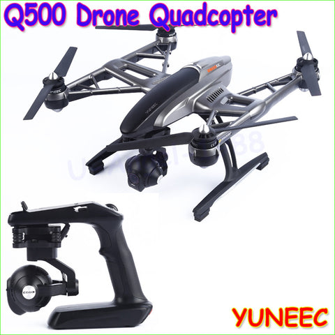 1pcs Professional drones YUNEEC Q500 with 4K HD camera 10ch FPV drone quadcopter helicopter