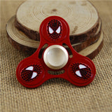 Metal Fidget Spinner Ironman Spiderman Captain America Hand Spinner Finger Spinner Anti Stress for ADHD Figet Spiner Toys