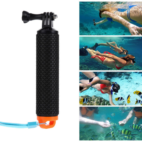 High Quality Floating Hand Grip for gopro go pro here 3/3+/4 Floats for xiaomi yi wholesales float with the camera sjcam sj4000