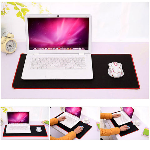 OXA Super Large Size Gaming Mouse Pad Mat Ultra Thin Office Home Keyboard Mousepad Soft Rubber Table Mat Drop Shipping