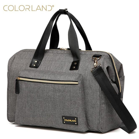 Colorland large diaper bag organizer nappy bags maternity bags for mother baby bag stroller diaper handbag bolsa maternidade