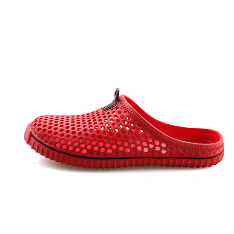 Aleader Summer Women Slip on Garden Shoes Croc Clogs Eva Beach Women Sandals Lightweight Unisex Beach Slippers Big size Sandals