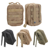 Outdoor Backpacks Molle Tactical Bag Medical Pouch First Aid Bag Emergency Military Travel Paintball Airsoft Storage Bags