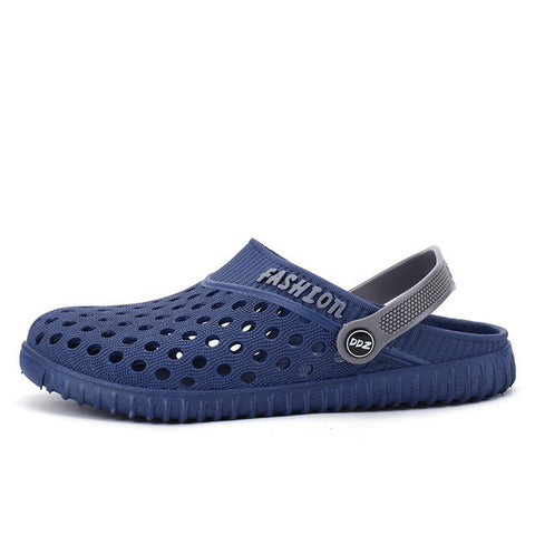 Aleader EVA Croc Clogs Men Slip On Garden Shoes Lightweight Beach Sandals For Men Casual Water Slippers Yeez Men Shoes