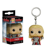 New Funko Pop Movie Arrow Vinyl Figure Pocket Keychain Harley Quinn Super Natural Star Lord Rocket Loki Ant-Man Bobble Head Toys
