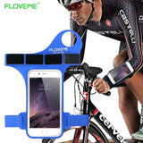 FLOVEME Arm band For iPhone 6 6S 7 7 Plus Outdoor Running Riding Arm band Cases For Apple iPhone7 Case Sport Mobile Phone Holder