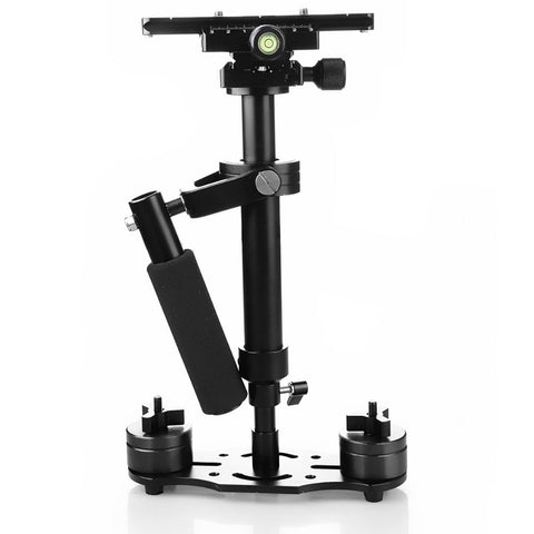 S40+ Plus 40cm Max load 1.3kg Handheld Stabilizer Steadicam for Camcorder Camera Gopro Video DV DSLR  free shipping