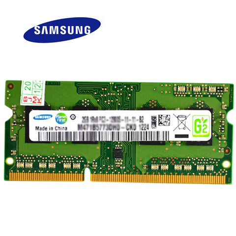 SAMSUNG Memory RAM DDR3 DDR3L 4GB Laptop DDR 1600 Memoria DRAM Stick 4G for Notebook Original
