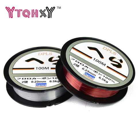 High Quality 100M Fishing Line Daiwa Series Super Strong Japan Monofilament Nylon Fishing Line Fishing tackle YE-340